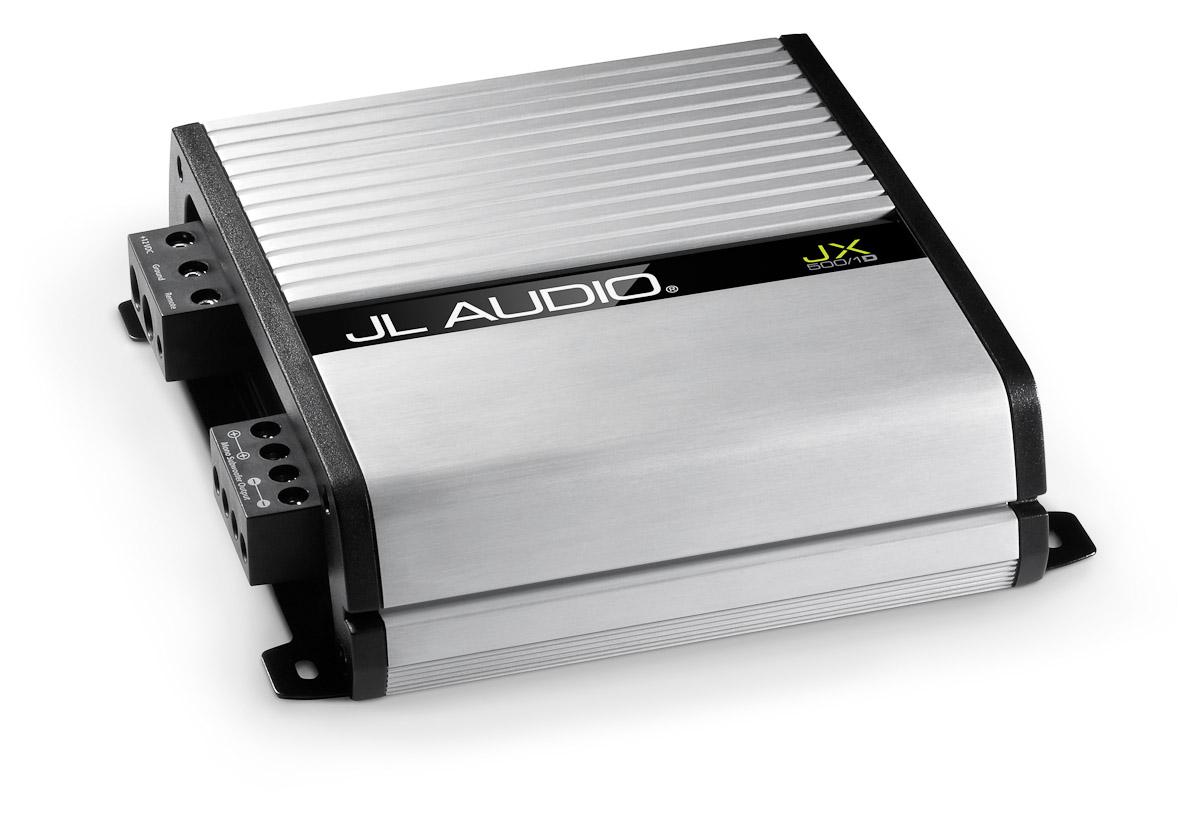 Zesilovač JL Audio JX500/1D