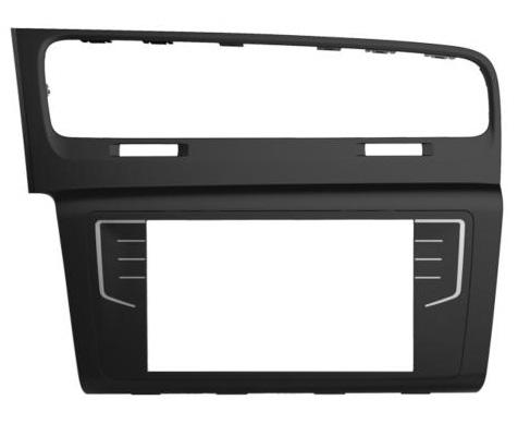 Rámeček autorádia Alpine KIT-700G7 2-DIN Volkswagen Golf VII. s tlačítky