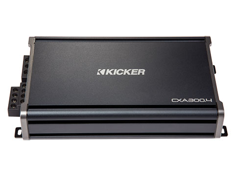 Zesilovač Kicker CXA300.4