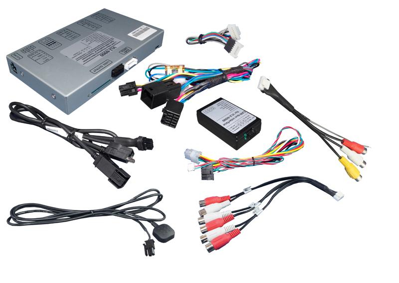 Video Adaptér + RGB Opel s N900