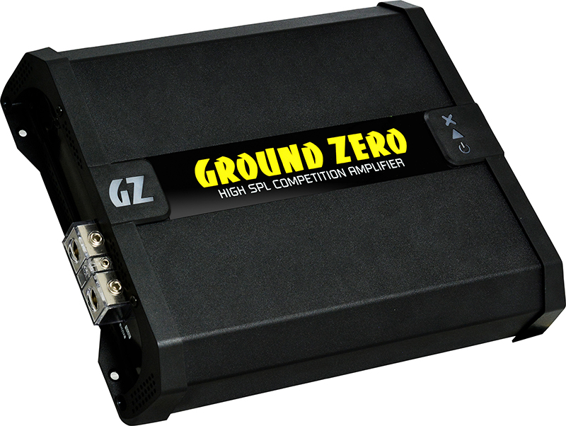 Zesilovač Ground Zero GZCA 5.0K-SPL