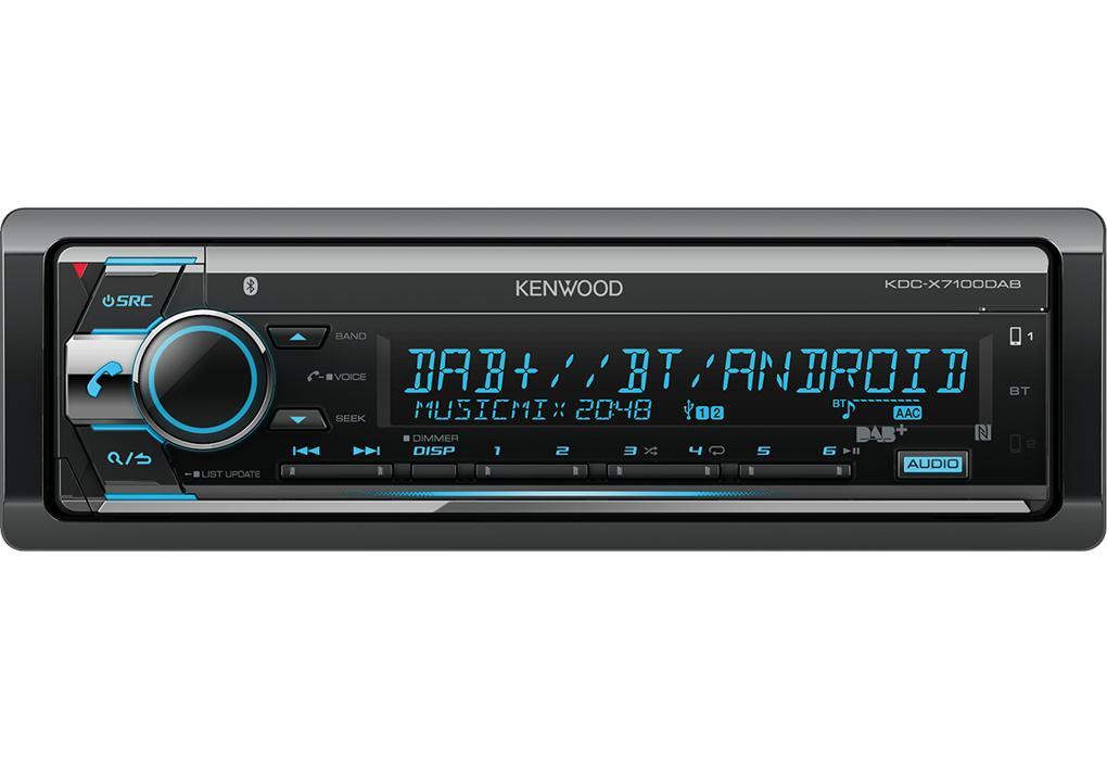 Autorádio Kenwood KDC-X7100DAB