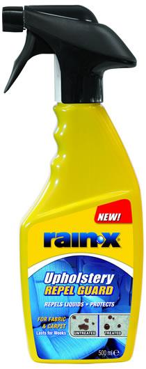 Rain-X Upholstery Repel Guard impregnace textilu