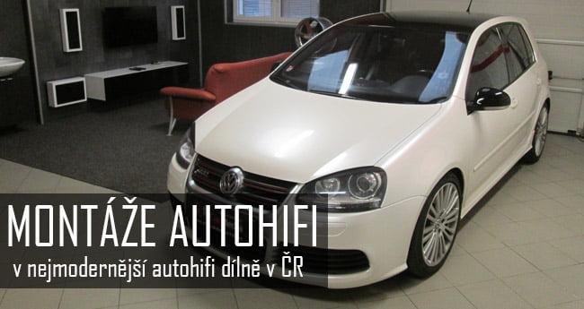 Montáže autohifi - CarMedia.cz