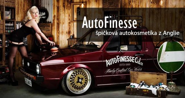 Auto Finesse - CarMedia.cz