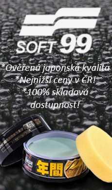 Autokosmetika Soft99 - CarMedia.cz