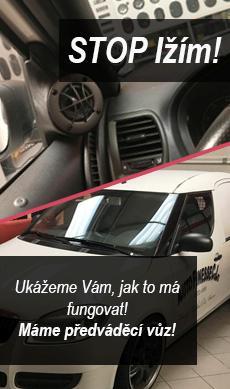 Předváděcí vůz autohifi